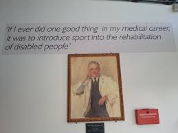 Dr. Ludwig Guttmann