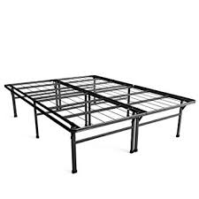 Zinus Casey 18 Inch Premium SmartBase Mattress Foundation / 4 Extra Inches high for Under-bed Storage / Platform Bed Frame / Box Spring Replacement / ...