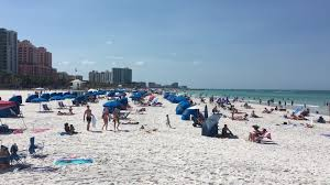 clearwater beach closing 2 weeks