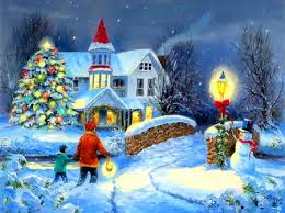 Image result for Xmas at home
