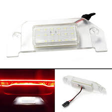2013 Dodge Charger License Plate Light Details About Oem Replace 18 Smd Led License Plate Light For Dg Charger Challenger Dart