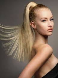 ponytail hairstyles for long hair 70