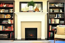 fake fireplace cardboard fireplace decoration for mantel heater stand wall home depot decorative how to make