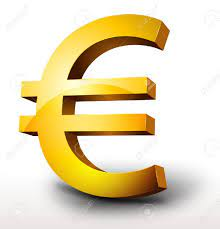 Illustration Of A Glossy 3d Golden Euro Currency Royalty Free Cliparts,  Vectors, And Stock Illustration. Image 15542105.