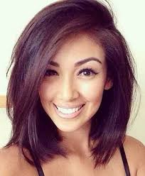 Long Bob Hairstyle 21 Wonderful Pony Tails Look Really Nice With That Hairstyle If You Have Thin