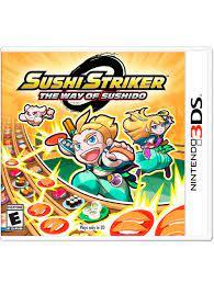 Originalmente desarrollado para nintendo ds, fantasy life , un rpg de acción desarrollado por level 5 , llega. Sushi Striker The Way Of Sushido 3ds