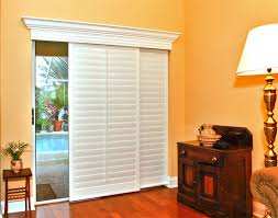 sliding door vertical blinds