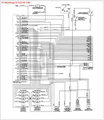 93 mustang 5 0l diagrams and component locations 93 must eeciv 1