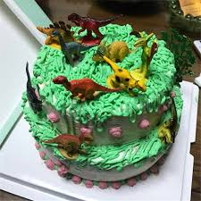 Detail Feedback Questions About Toy Animals Dinosaur Birthday Cake
