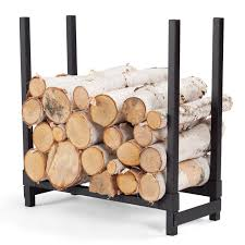 portable firewood rack can be used inside or out at home or camping firelog holder