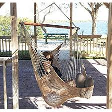 hammocks for bedrooms. mayan hammock chair - large cotton rope hanging swing with wood bar comfortable, hammocks for bedrooms