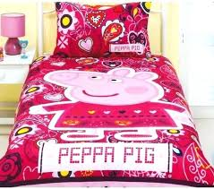 peppa pig twin bedding pig bedding sets pig bedding set pig comforter set pig duvet set cot bed inside pig bedding sets peppa pig twin bed sheets