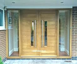 wooden double doors exterior wooden double front doors wooden double glazed french doors exterior external oak