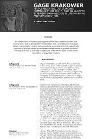 Lifeguard Resume Samples Visualcv Resume Samples Database