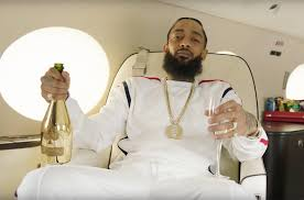 Top 10 Rap Charts Nipsey Hussle Scores First Top 10 On Hot Rap Songs With
