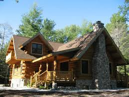 Small Picture Natural Log Cabins Home