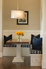 classy kitchen table booth. Ideas Small Kitchen Booth Table Corner Banquette Seating Shocking Classy