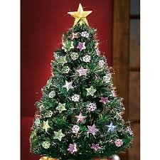 Haband - Fiber Optic Rotating Christmas Tree