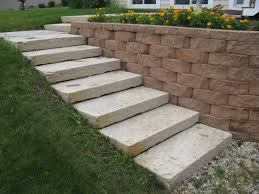 peaceful design ideas retaining wall home depot block build stone concrete blocks
