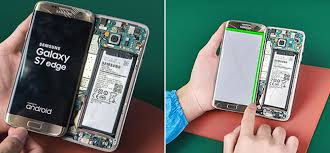 how to repair samsung s7 edge broken