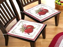 chair pads with ties chair pads with ties stylish seat cushions for dining room chairs with
