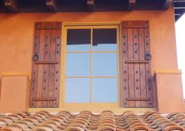 decorative house shutters with designs | decorative exterior shutter  hardware custom hurricane shutters cedar .