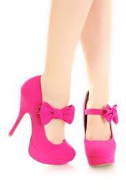 Resultado de imagem para sapatos rosa