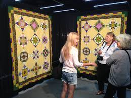 On the Road: Portland Quilt, inc. MQX Festival - Color Girl Quilts ... & MQX, Quilt, knit, stitch show Adamdwight.com