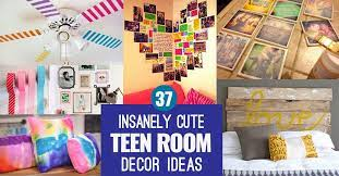 37 insanely cute teen bedroom ideas for
