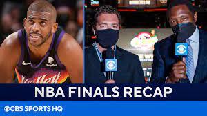 NBA Finals Game 1 Recap: Chris Paul ...