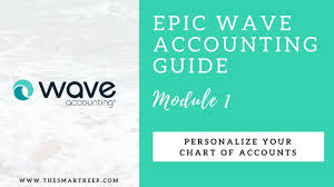 Wave Chart Of Accounts Wave Accounting Course Module 1 Chart Of Accounts