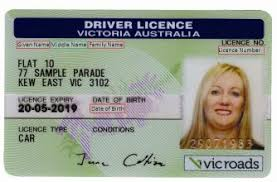 – Australian Reliable Drivers Scene License