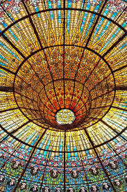completed by catalan art nouveau architect llus domnech i montaner in 1908 this steelframed concert hall
