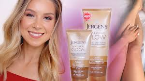Jergens Natural Glow Light To Medium Jergens Natural Glow Face Body Review Before After