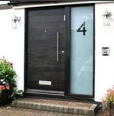 metal front doorModern Front Door Site Image Metal Exterior Doors  House Exteriors