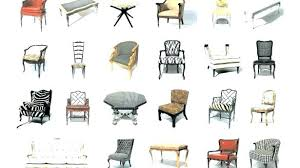 dining chair styles dining chair styles names dining room chair style names modern dining room chair back styles