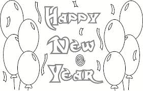 Small Picture New Year Coloring Coloring Coloring Pages