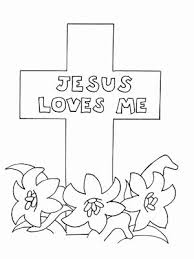 Christian Easter Coloring Sheets Catholic Coloring Pages Easter