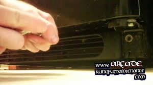 How To Level A Kenmore Refrigerator How To Fix A Refrigerator Door That Will Not Close Or Wont Stay
