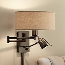 Small Picture Contemporary Swing Arm Wall Lamps Lamps Plus