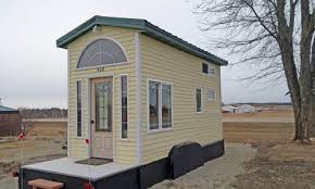 purchase a tiny house. modern tiny house on wheels - 160 sq ft with loft bedroom purchase a i