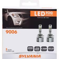 5 Year Warranty Sylvania 9006 Zevo Led Fog Bulb Sylvania
