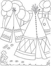 Small Picture Coloring Page Indian coloring pages 9