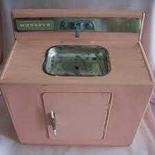 1960 s pink kitchen sink toy i had one similar to this it came