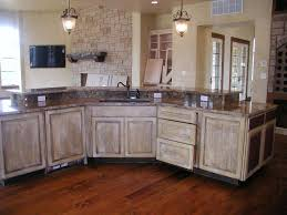 how to refinish white washed kitchen cabinets review
