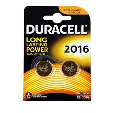 <b>Батарейки литиевые Duracell</b> Specialty CR2016 2 шт купить по ...