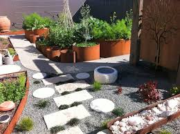 Small Picture Garden container design landscape contemporary with raised beds