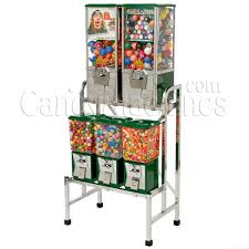 Candy Gumball Vending Machines Interesting Buy Northwestern 48 Unit Toy And Gumball Vending Machine Combo III