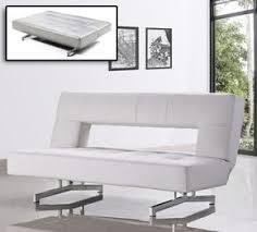 modern sleeper sofa. Divani Casa Wilshire - Modern Fold-Out Leatherette Sofa Bed Modern Sleeper Sofa E