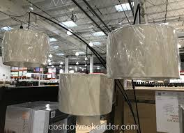 costco 1900118 adesso 3 arm arc floor lamp great for your living room or